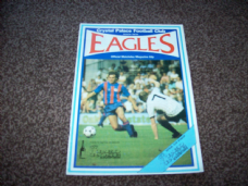 Crystal Palace v Oldham Athletic, 1983/84